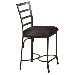 Dehoyos Counter Height Upholstered Dining Chair