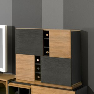 Weinregal Inglewood für 36 Fl. von Hokku Designs