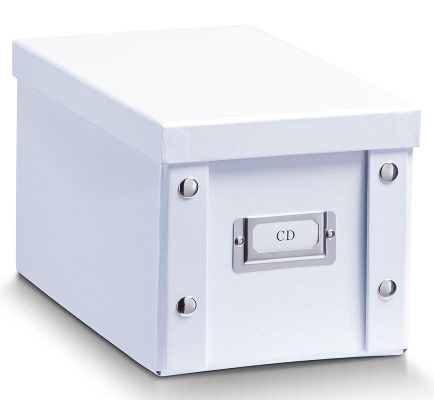 zeller aufbewahrungsbox aus karton bewertungen. Black Bedroom Furniture Sets. Home Design Ideas