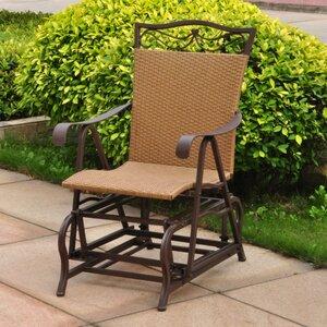 Meetinghouse Single Glider Chair