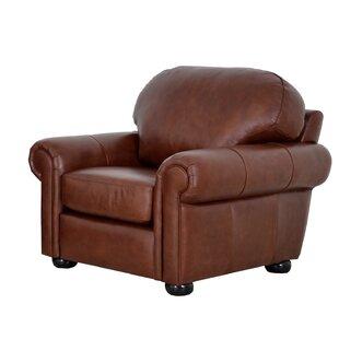 Etonnant Heath Leather Club Chair