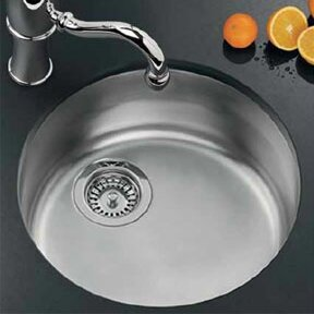 Round Kitchen Sinks You\'ll Love | Wayfair