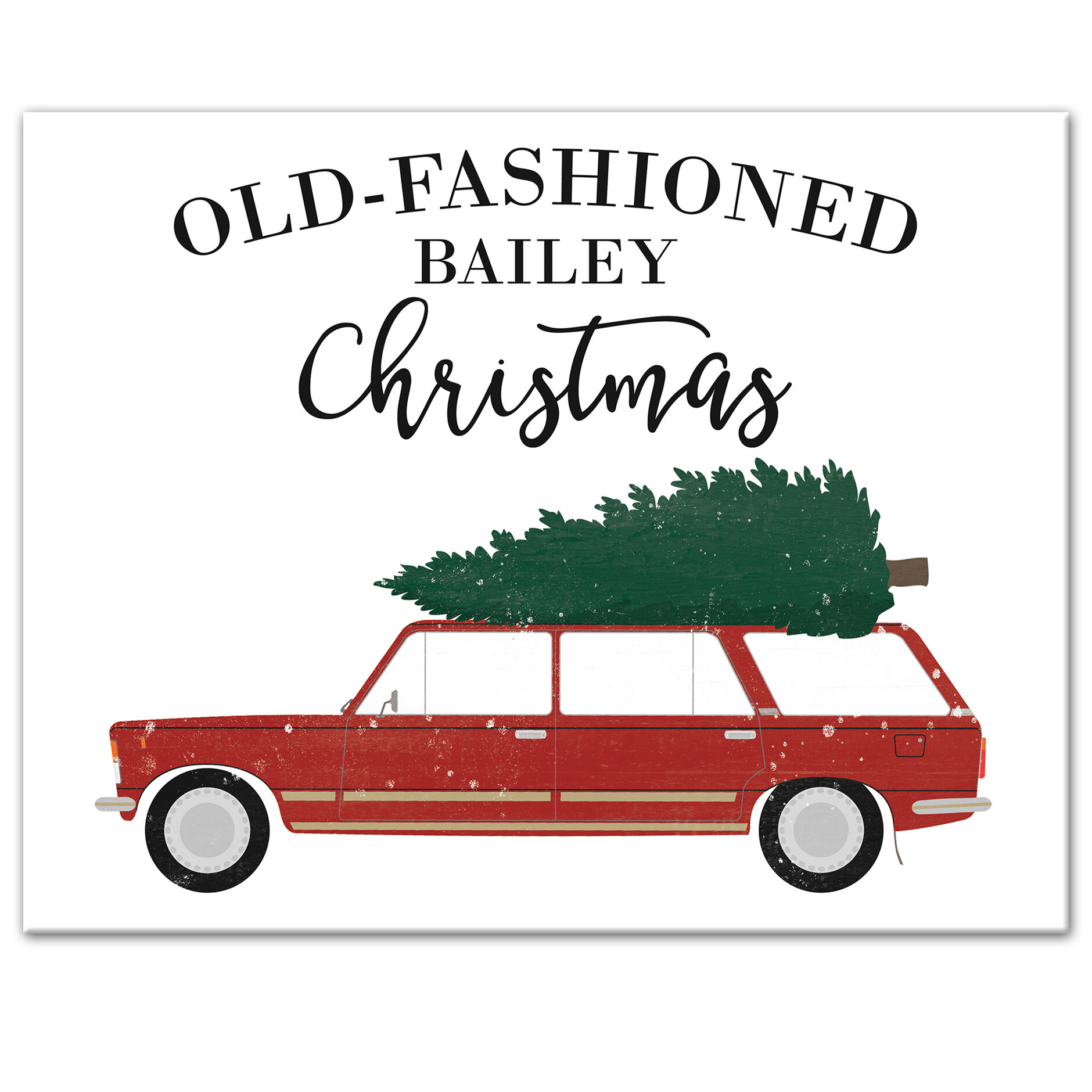 Designs Direct Creative Group \'Old Fashioned Family Christmas ...