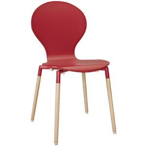 Lalani Solid Wood Dining Chair by Zipcode..