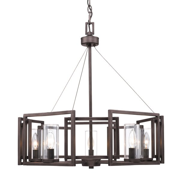 Sean candle style chandelier reviews allmodern audiocablefo