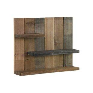 3 tier wall shelf wayfair rh wayfair com 3 tier wall shelf wood 3 tier wall shelf wood