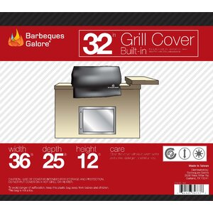 Grand Turbo Grill Cover - Fits up to 34