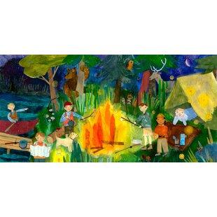 childrens canvas art wayfair