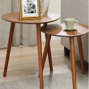 Creenagh 2 Piece Nesting Tables by Langley Street