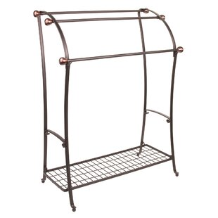 Freestanding Floor Towel Stand Wayfair