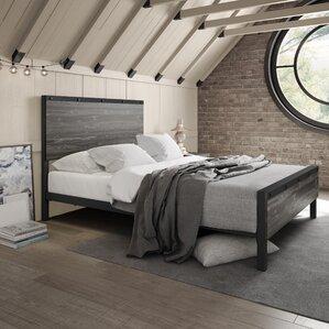 North Aurora Platform Bed by Trent Austin Design
