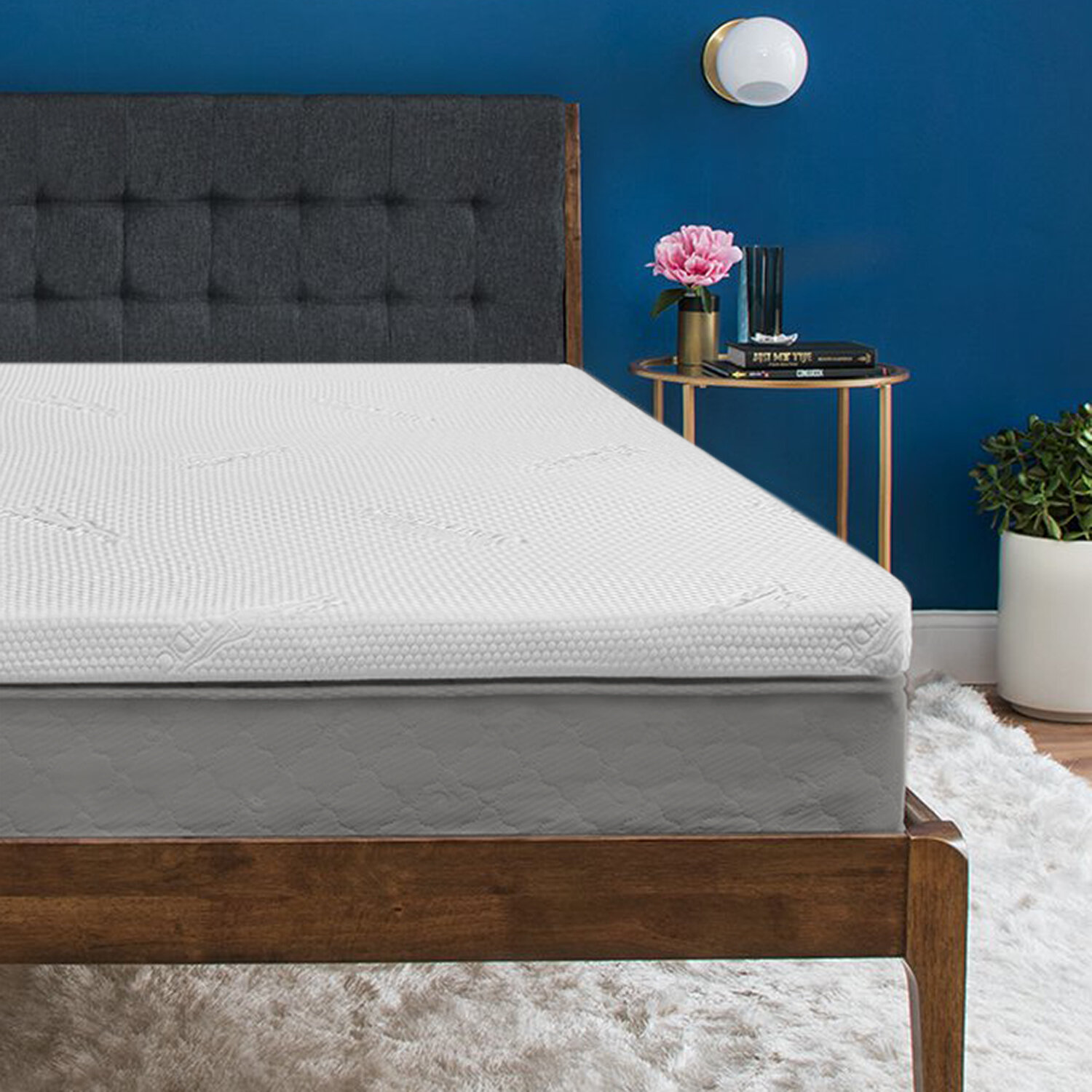 Mattress Pads & Toppers You'll Love in 2019 | Wayfair