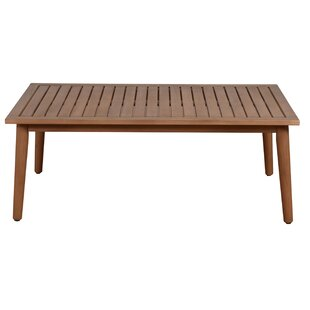 Newbury Patio Coffee Table