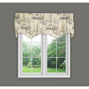 Paris Valances U0026 Kitchen Curtains   Wayfair