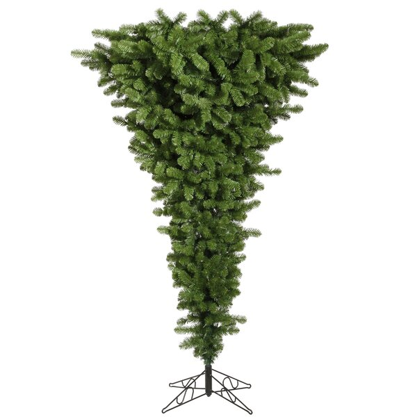 upside down christmas trees youll love wayfair