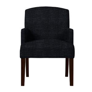 Larose Solid Back Arm Chair by Red Barrel Studio