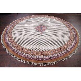 5 Ft Round Oriental Rug | Wayfair