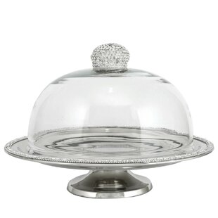 Morris Glass Dome Cake Stand  sc 1 st  Wayfair & Glass Dome Cake Stand | Wayfair.co.uk