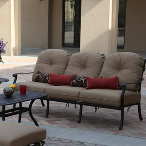 deep couches living room. Lenahan Deep Seating Sofa with Cushion Extra  Wayfair