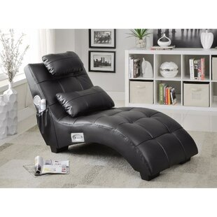 Leather Chaise Lounge Chairs You\'ll Love in 2019 | Wayfair