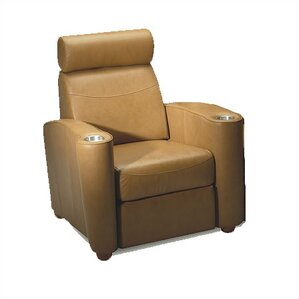 Diplomat Home Theater Lounger by Bass