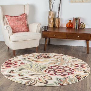 Brightling Ivory Area Rug