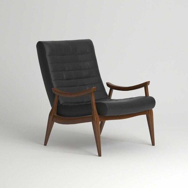 Good Hans Leather Armchair