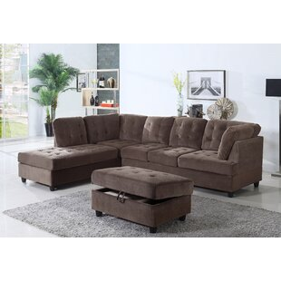 Brown Sectionals Youll Love Wayfair
