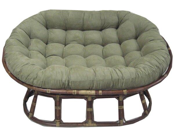 Bay Isle Home Oversize Double Papasan Chair Cushion U0026 Reviews | Wayfair