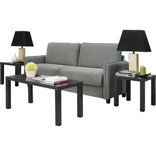 Black Coffee Table Sets