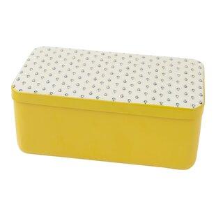 Metal Decorative Storage Box