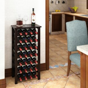 Jackman 28 Floor Wine Bottle Rack