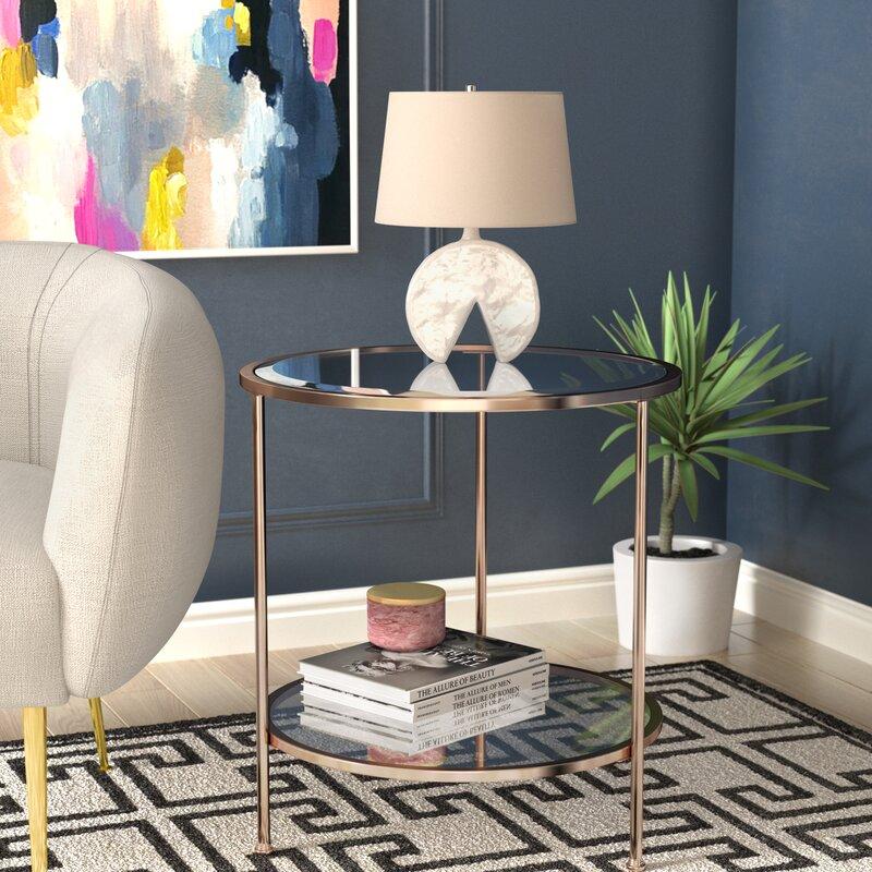 Wayfair All Modern: Jamiya End Table & Reviews