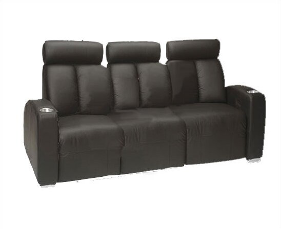 Ambassador Home Theater Sofa (Row Of 3)