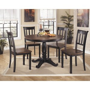 Velma 5 Piece Dining Set by Andover Mi..