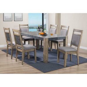 Costabella 8 Piece Dining Set by Roundhil..