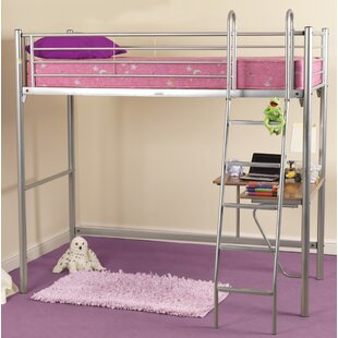 Chow High Sleeper Bed by Zoomie Kids