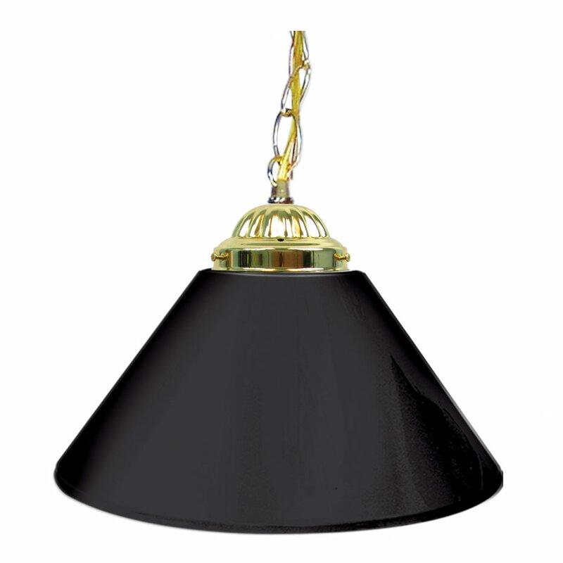 Trademark Global 1-Light Pool Table Lights Pendant