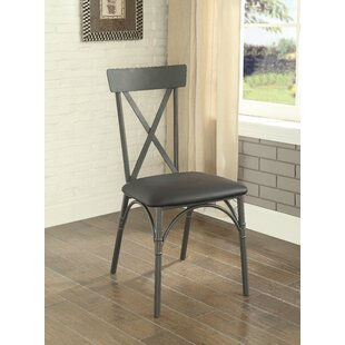 Christofor Upholstered Dining Chair (Set of 2)