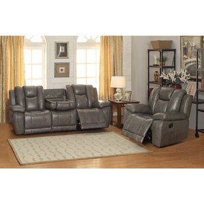 Fleetwood 2 Piece Living Room Set by Coja