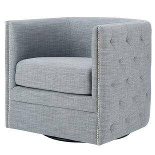 Aiana Swivel Barrel Chair