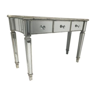 Andover Mirrored Console Table