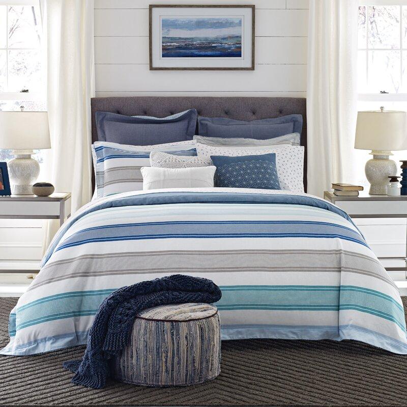 Tommy Hilfiger Westbourne Stripe Reversible Comforter Set
