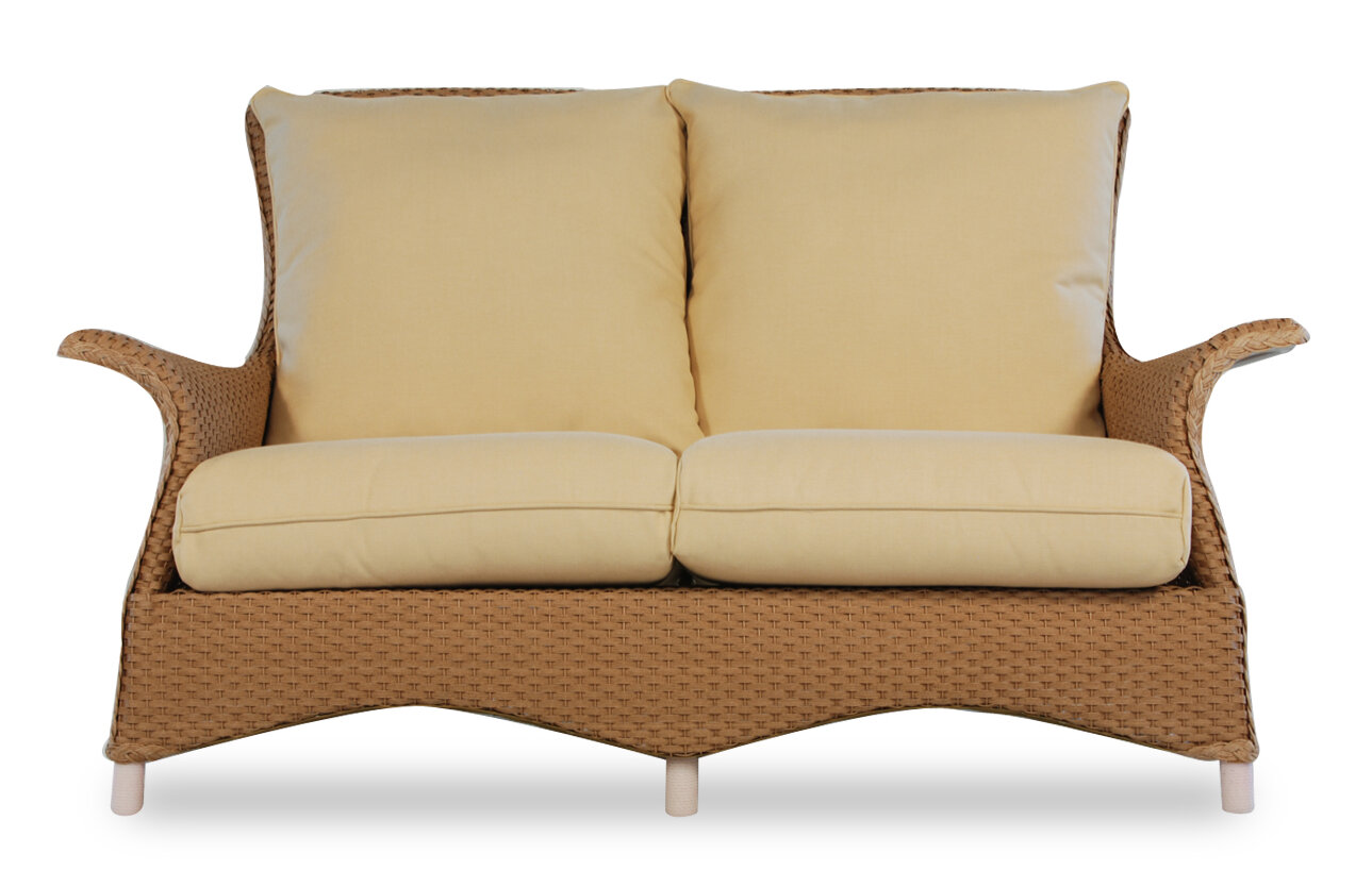 Mandalay Loveseat With Cushions