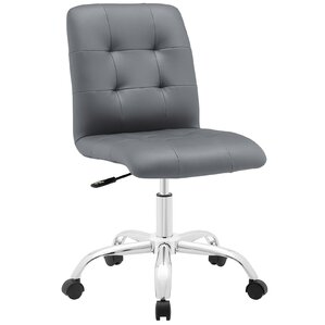 Gray Office Chairs Youll Love Wayfair - Grey office chair