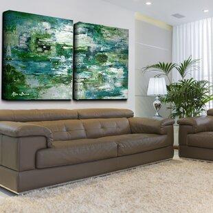 Modern Wall Art + Canvas Art | AllModern