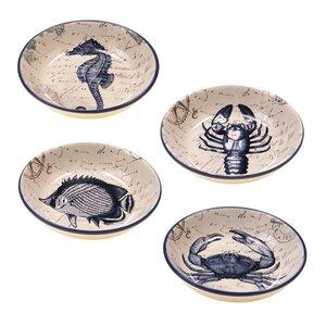Tudor Pasta Bowl (Set of 4)