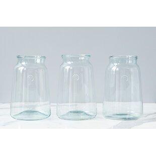 French Glass Mason Jar