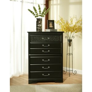 Granada 5 Drawer Chest by Sandberg Furniture
