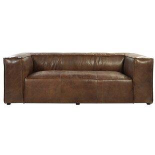 Regina Leather Sofa